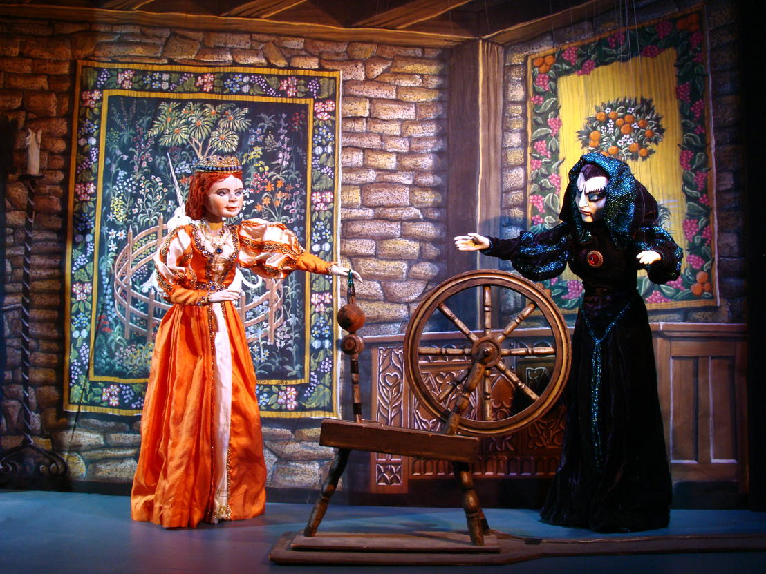 Photo courtesy of National Marionette Theatre