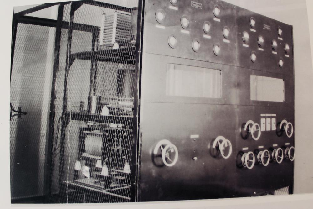 The original receiver for 4RK