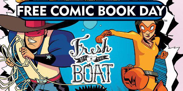 Comic Book Day (photo credit Aurora Theatre)