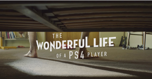 "ON AIR LA CAMPAGNA DI COMUNICAZIONE INTEGRATA ""THE WONDERFUL LIFE OF A PS4 PLAYER"""