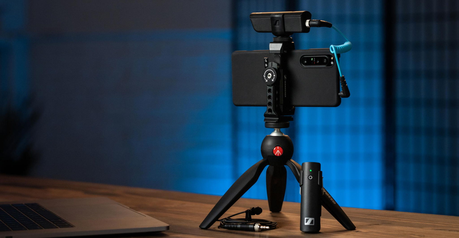 Sennheiser launches new microphone solutions for vloggers and content creators