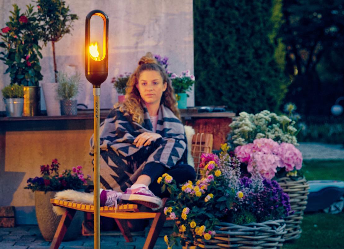 GARDENA ClickUp! confère une nouvelle dimension à votre jardin