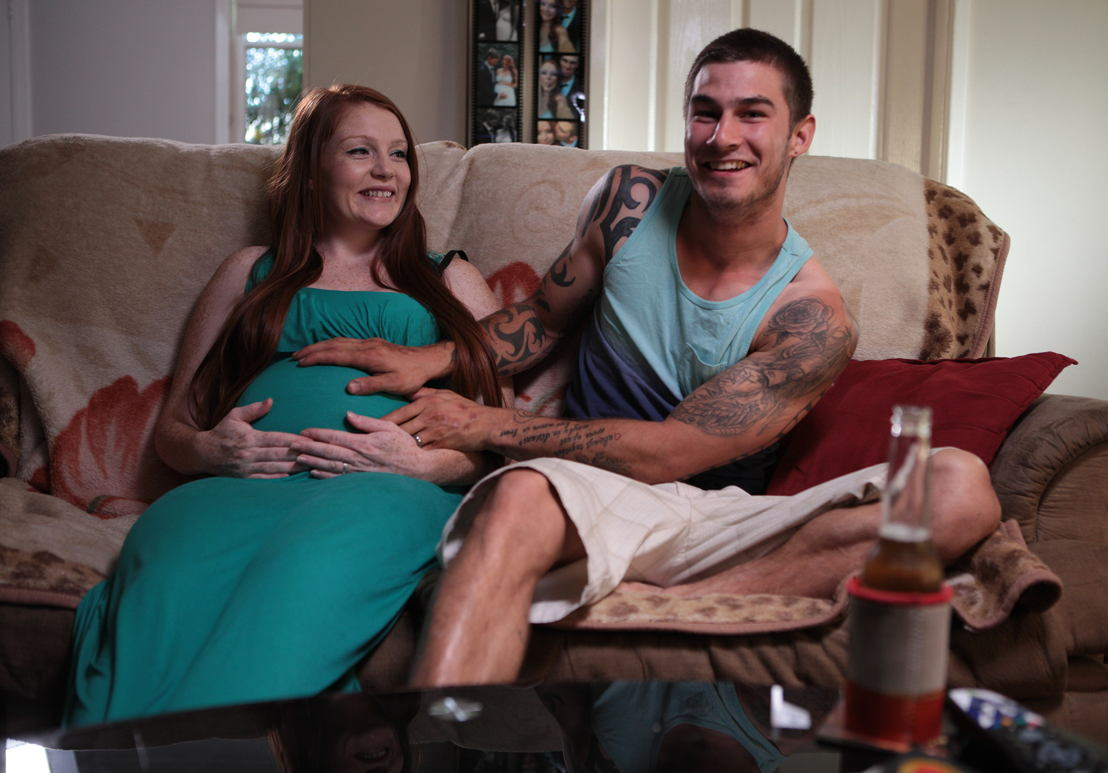 22-year old Jared from Mt Druitt is head-over-heels in love with his pregnant bride-to-be, Renee.  Are they ready for marriage? Are they ready for parenthood?