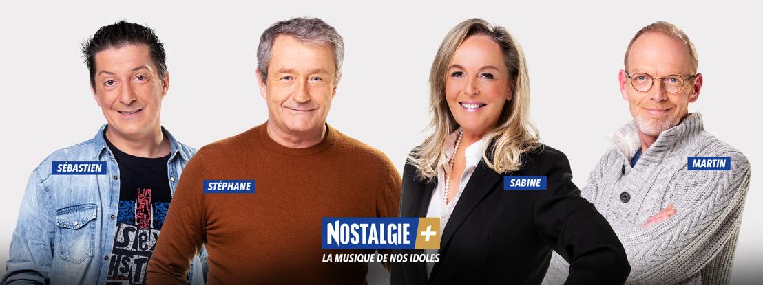 """""""Entre Nous"""", la nouvelle émission de Sabine Mathus sur Nostalgie+"""