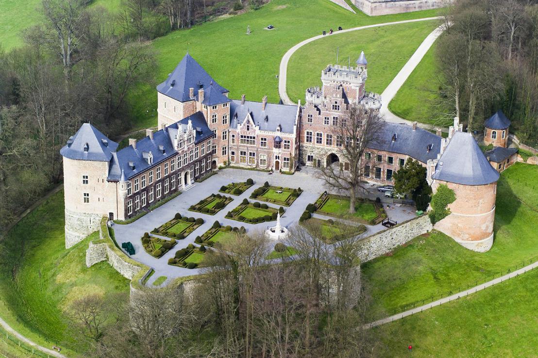 Gaasbeek Castle press releases