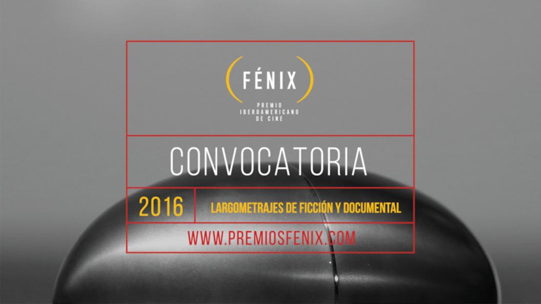 ÚLTIMOS DÍAS DE LA CONVOCATORIA DE PREMIOS FÉNIX PARA LARGOMETRAJES IBEROAMERICANOS DE FICCIÓN Y DE DOCUMENTAL