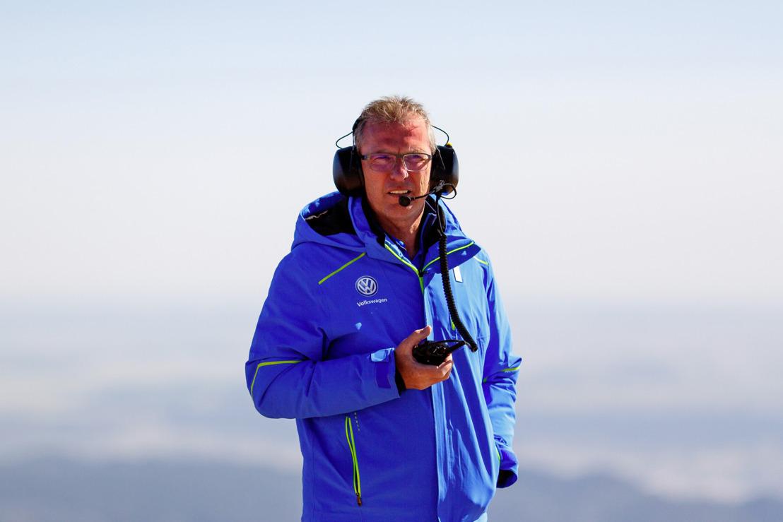 Volkswagen I.D. R Pikes Peak rompe récords gracias a Dieter Depping, piloto de pruebas y desarrollo