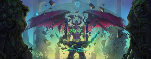 """Hearthstone: дополнение """"Руины Запределья"""" и новый класс - охотник на демонов"""