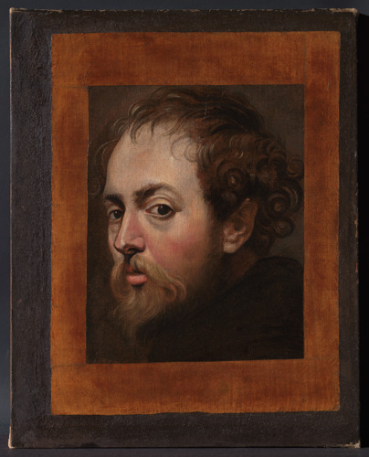 Rubens House presents new Rubens Self-Portrait
