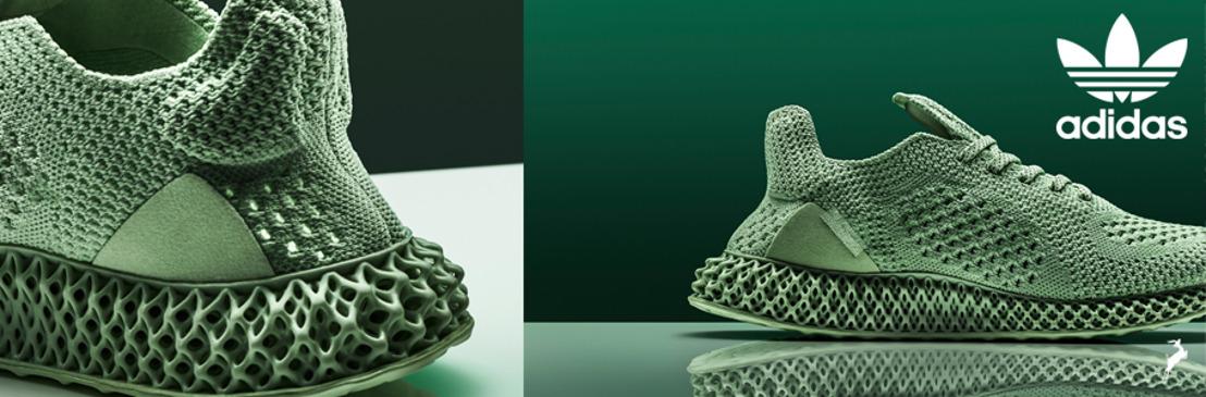 adidas Originals presenta FUTURE 4D by Daniel Arsham