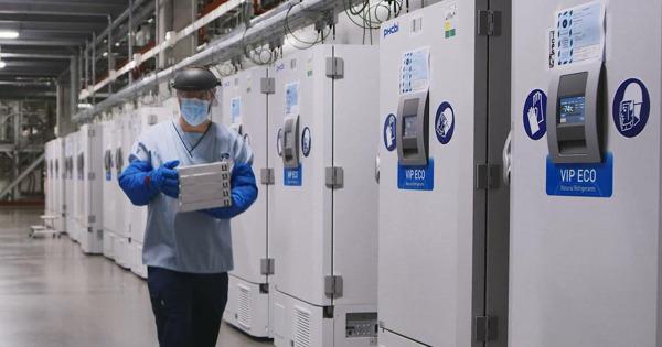 Preview: Pfizer en BioNTech sluiten overeenkomst met COVAX