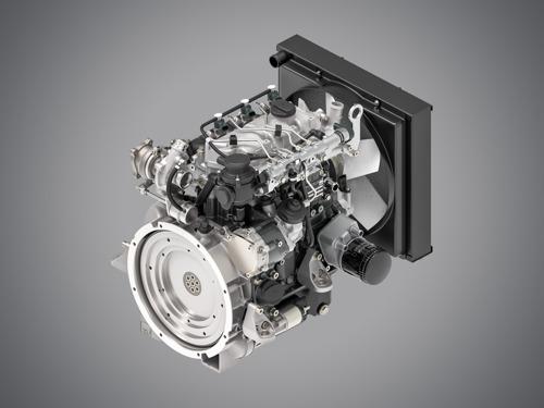Hatz 3H50T – kompaktes Kraftpaket für Stage-V-Maschinen