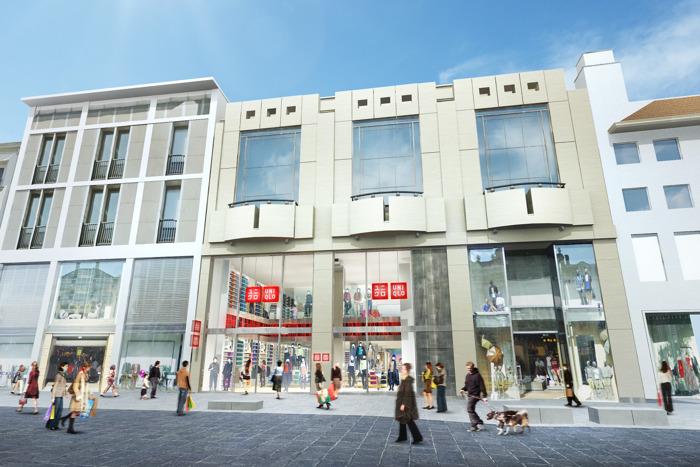 UNIQLO ouvre un magasin à Anvers le 2 octobre 2015