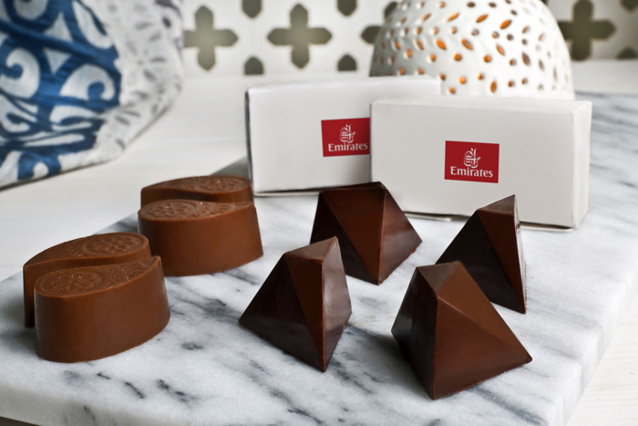 World Chocolate Day: Over 11 million pieces of fine chocolate and other chocolate treats fly on Emirates every year