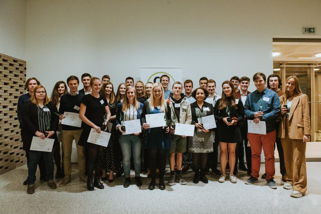 Vlaams-Brabant : Cera Award 2019: Kunnen spelen maakt gelukkig