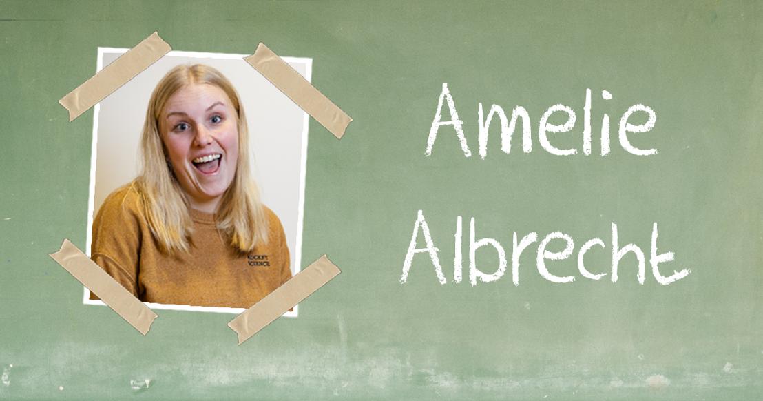Amelie Albrecht © Radio 2