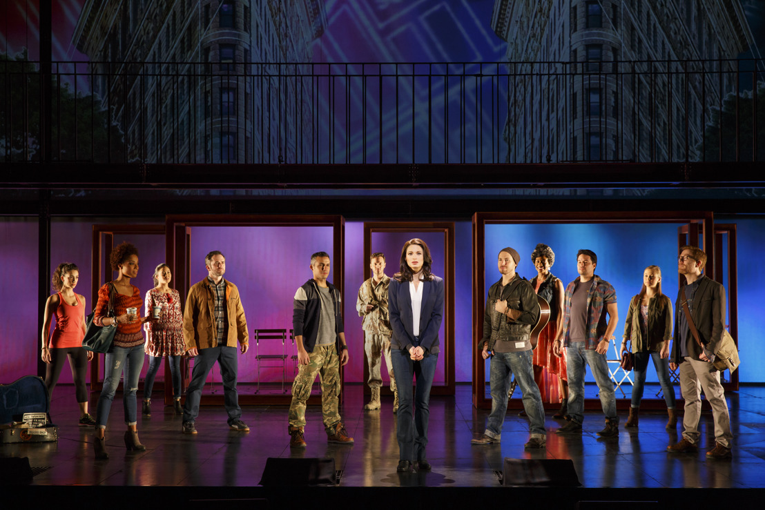 Original Broadway Cast Members Jackie Burns, Tamyra Gray, Anthony Rapp and Matthew Hydzik starring in the national tour of IF/THEN for one week only at Atlanta's Fox Theatre August 9-14!