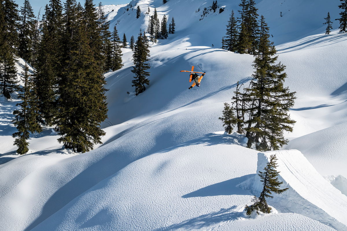 Rider: Paddy Graham | © EVOC / Pally Learmond