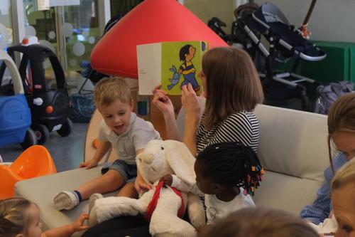 Nieuw in Leuven: boekstart voor piepjonge lezers