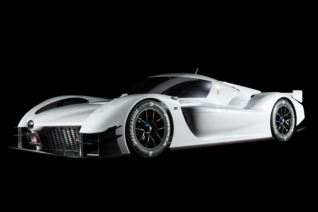 GR SUPER SPORT CONCEPT VISITS THE 24 HRS OF LE MANS