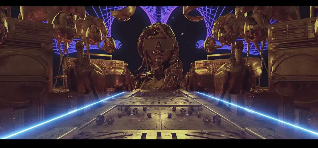 Claude VonStroke Releases Mind-Bending Video for 'Maharaja'