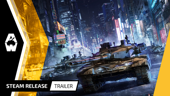 ARMORED WARFARE NOW AVAILABLE ON STEAM