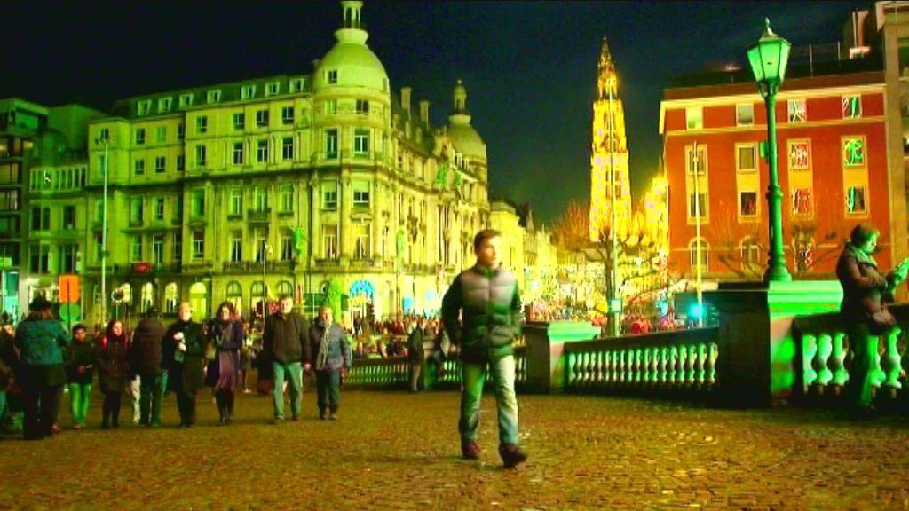 Karrewiet Plus - Een nieuw land - Umar in Antwerpen - (c) VRT