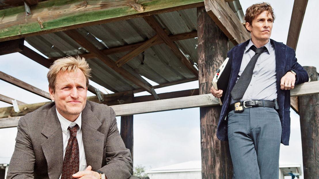True Detective - Woody Harrelson en Matthew McConaughey - (c) HBO