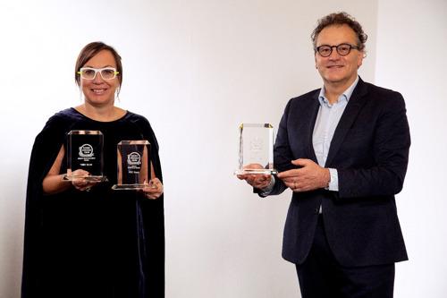 Les clients de KBC et Guide-épargne.be récompensent KBC Bank par trois prix :