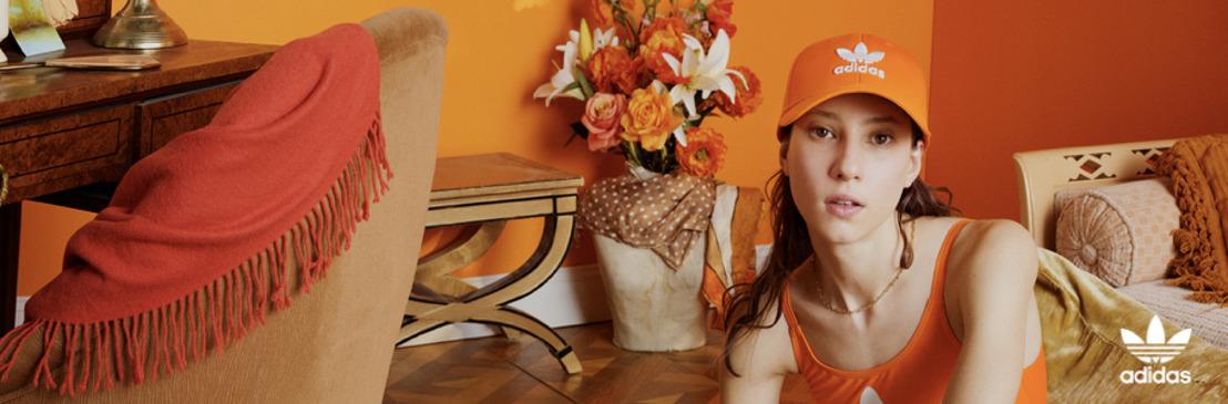 adicolor, la colección más icónica de apparel continúa celebrando a las nuevas generaciones a través del color.