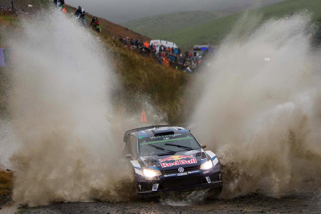Volkswagen realigns motorsport programme