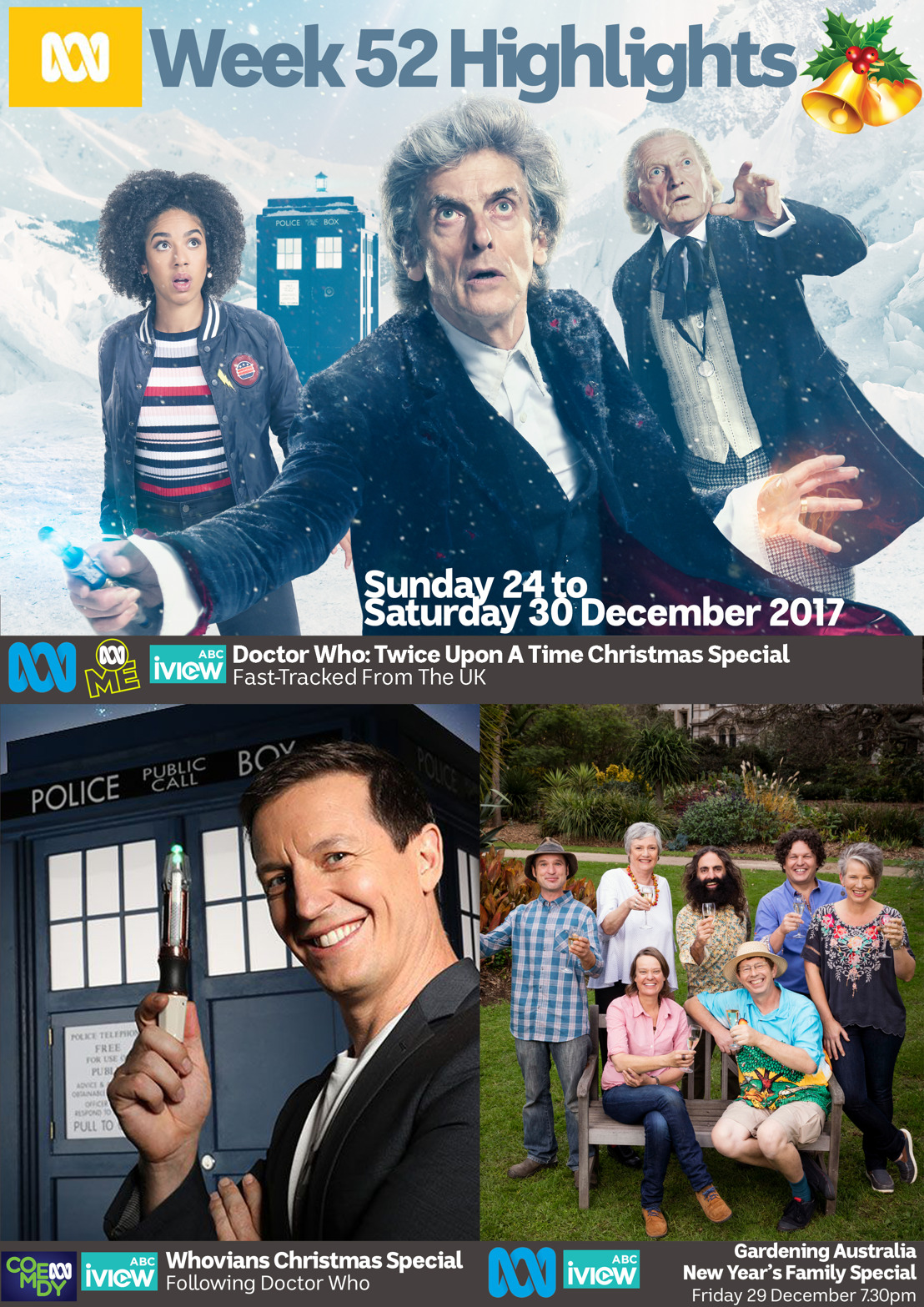 ABC TV Program Highlights - Week 52