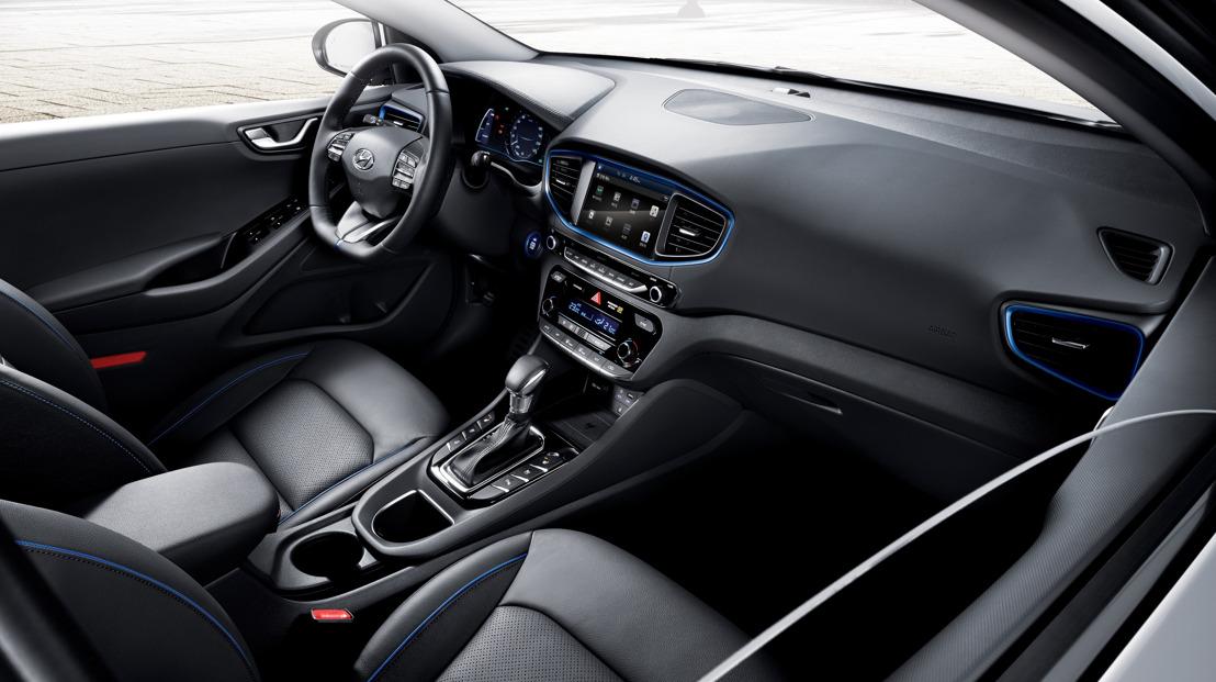 IONIQ: das Hybridfahrzeug der nächsten Generation