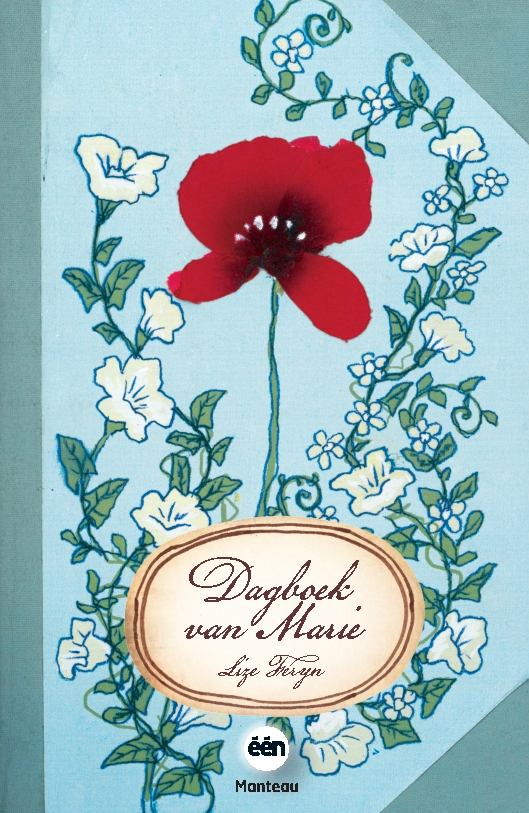 Cover high res Dagboek van Marie