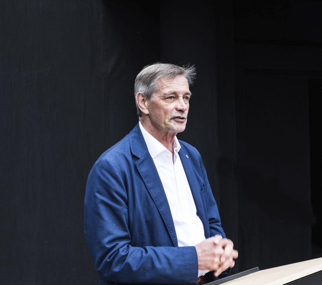 Directeur MDD Joost Declercq - © Rik Vannevel