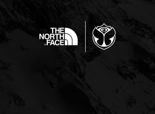 The North Face, partenaire de Tomorrowland