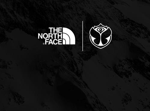 The North Face slaat de handen in elkaar met Tomorrowland