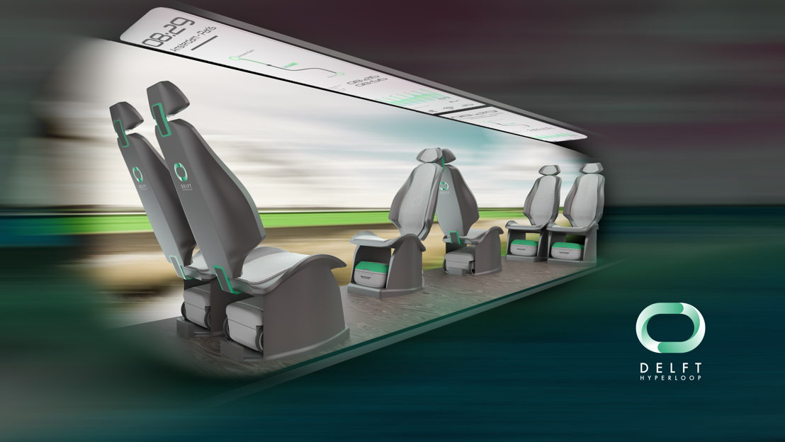 Hyperloop Interior Pod