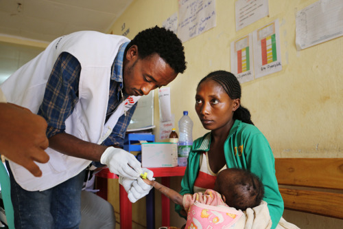 MSF launches intervention in southern Ethiopia as displacement crisis leads to alarming malnutrition rates