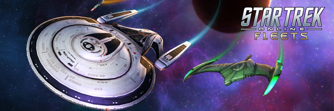 STAR TREK ONLINE : FLEET COMMAND SORT SUR XBOX ONE ET PLAYSTATION®4