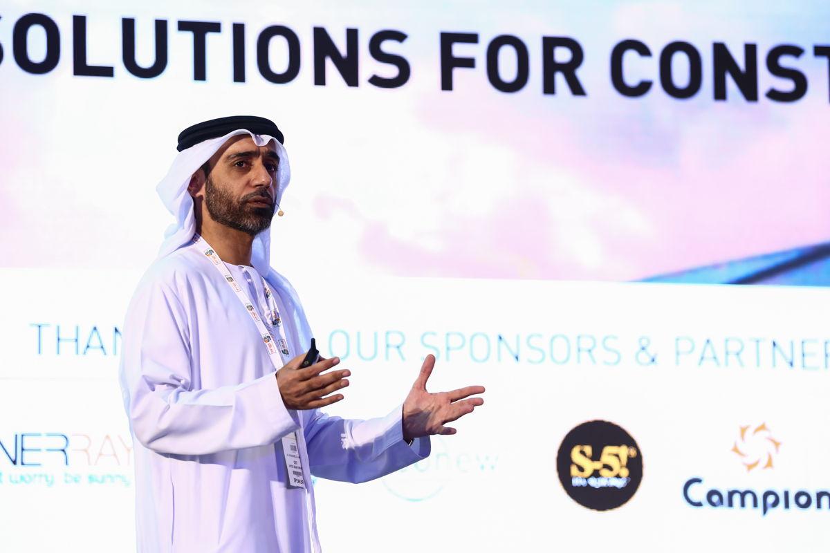 Ali Mohammed Al Jassim, CEO, Etihad ESCO