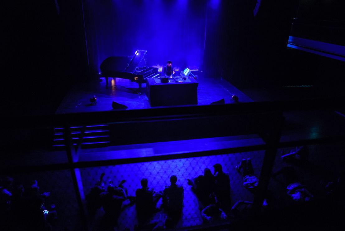 Saturday Night - Eva Geist foto: Herre Vermeer