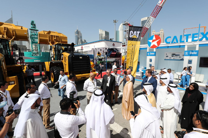 ONE MEGA CONSTRUCTION EVENT: THE BIG 5 HEAVY JOINS MIDDLE EAST CONCRETE AND THE BIG 5 IN NOVEMBER