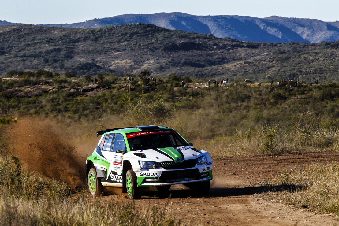 Rally Portugal: Tidemand and Mikkelsen want to strenghten their lead