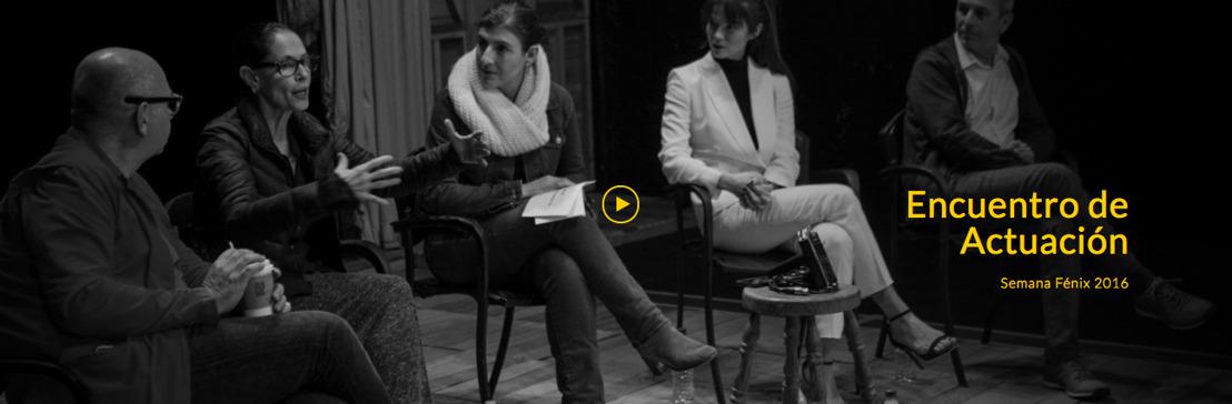 Cinema23, Premios Fénix y El País presentan conversaciones entre actores y directores de Iberoamérica