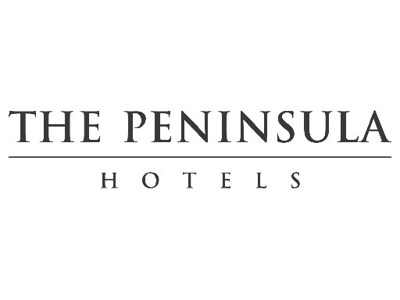 The Peninsula Hotels sala de prensa Logo