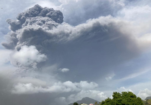 The UWI Seismic Research Centre provides ongoing support to Saint Vincent as La Soufriere volcano moves to Explosive Phase