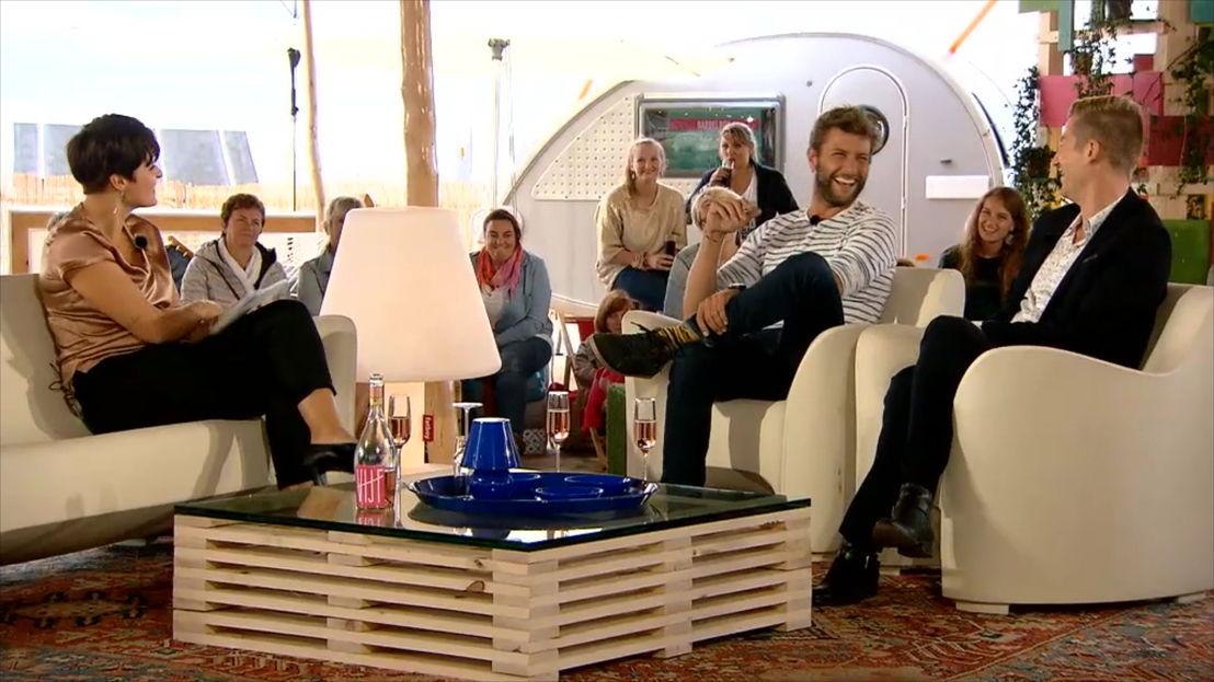 Eva Daeleman, Bartel Van Riet & Jani Kazaltzis