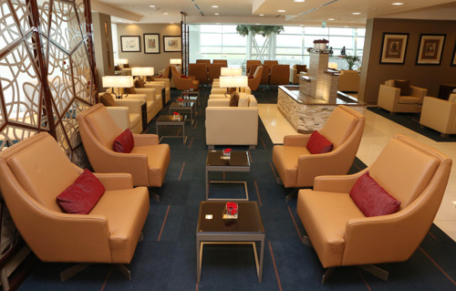 Emirates Opens New Lounge at Cape Town International Airport