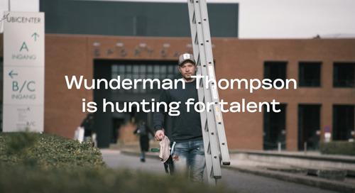 Wunderman Thompson rekruteert bij andere bureaus, maar houdt het proper